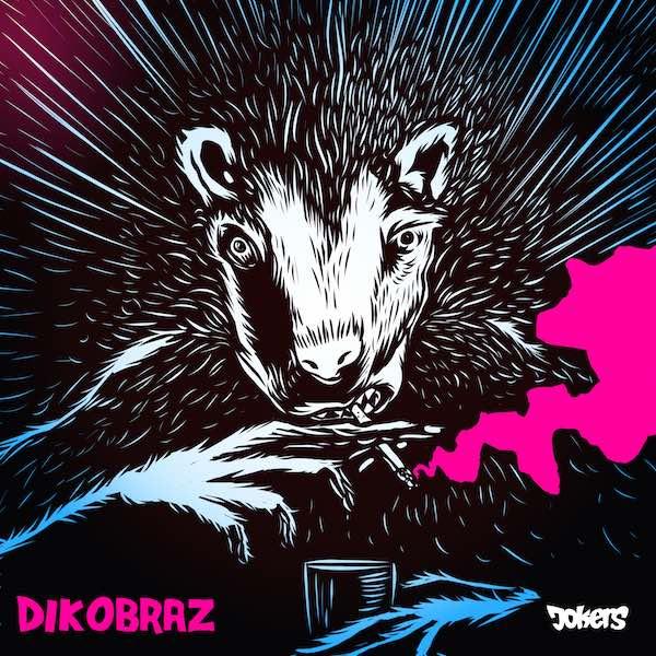 Jokers CD Dikobraz (přední strana)