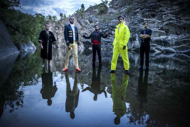 Jokers na vodě (promo foto)